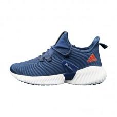 Кроссовки Adidas Alphabounce Instinct Blue арт 002-2