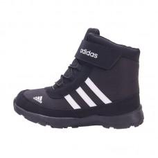 Ботинки детские Adidas Black арт 2002-12
