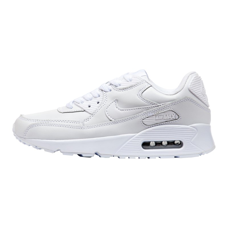 nike air max leather white