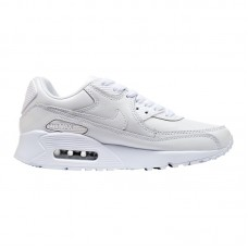 Кроссовки Nike Air Max 90 Leather White арт 2126-4