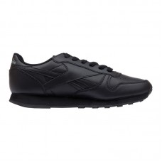Кроссовки Reebok Classic Leather Black арт 3004-1