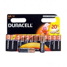 Батарейки алкалиновые Duracell AA 1,5V LR6, MN1500 арт. 34OD