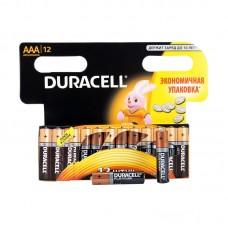 Батарейки алкалиновые Duracell AAA 1,5V LR03, MN2400 арт. 34OE