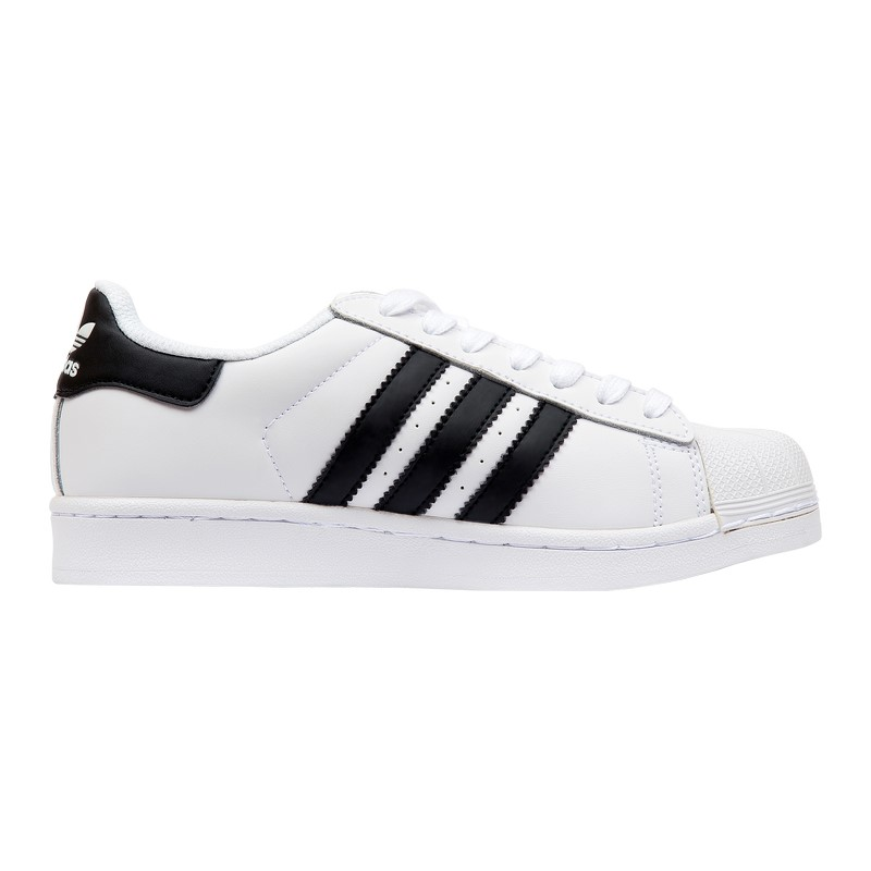 Кроссовки Adidas Superstar White Black C77153 арт 5011-2