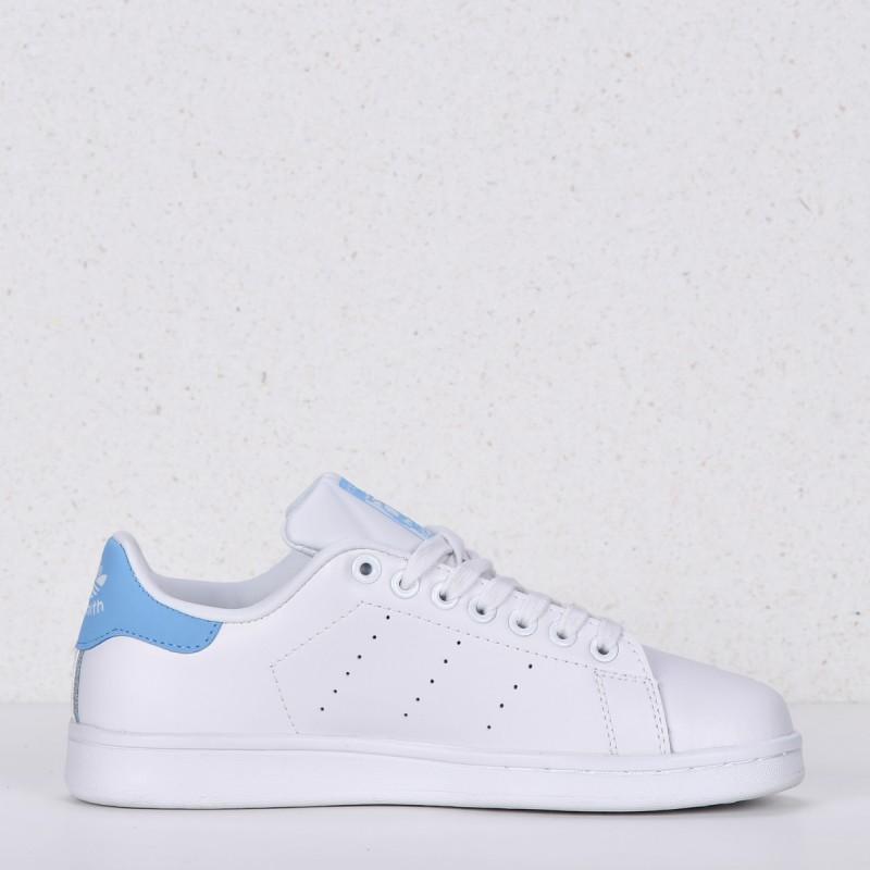 Кроссовки Adidas Stan Smith White Green M20324 арт 5012-5
