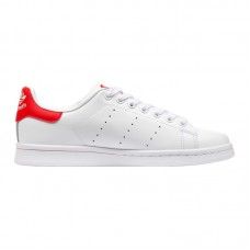 Кроссовки Adidas Stan Smith White Red M20326 арт 5012-6