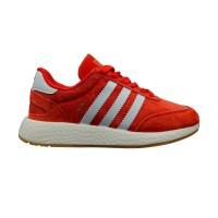 Кроссовки Adidas Iniki Red арт 667-26