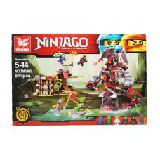 Конструктор Ninja арт 6d-TM6404