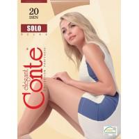 Колготки Conte Solo 20 den Bronz (коричневый) арт 8s-39sp-3