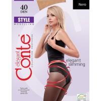 Колготки Conte Style 40 den Natural (бежевый) арт 8s-74sp-1
