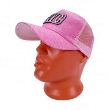 Кепка женская NYC цвет розовый р-р 56-57 арт BB-35