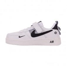 Кроссовки детcкие Nike Air Force 1 White арт c666-1