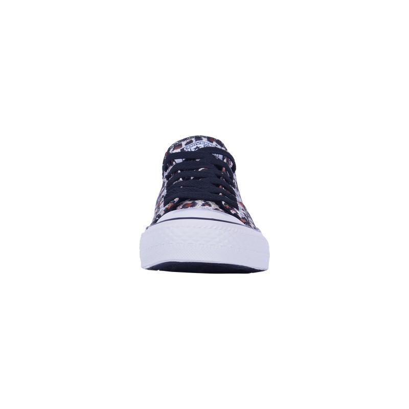Кеды Converse Chuck Taylor All Star леопардовые Brown Black арт con-n-21