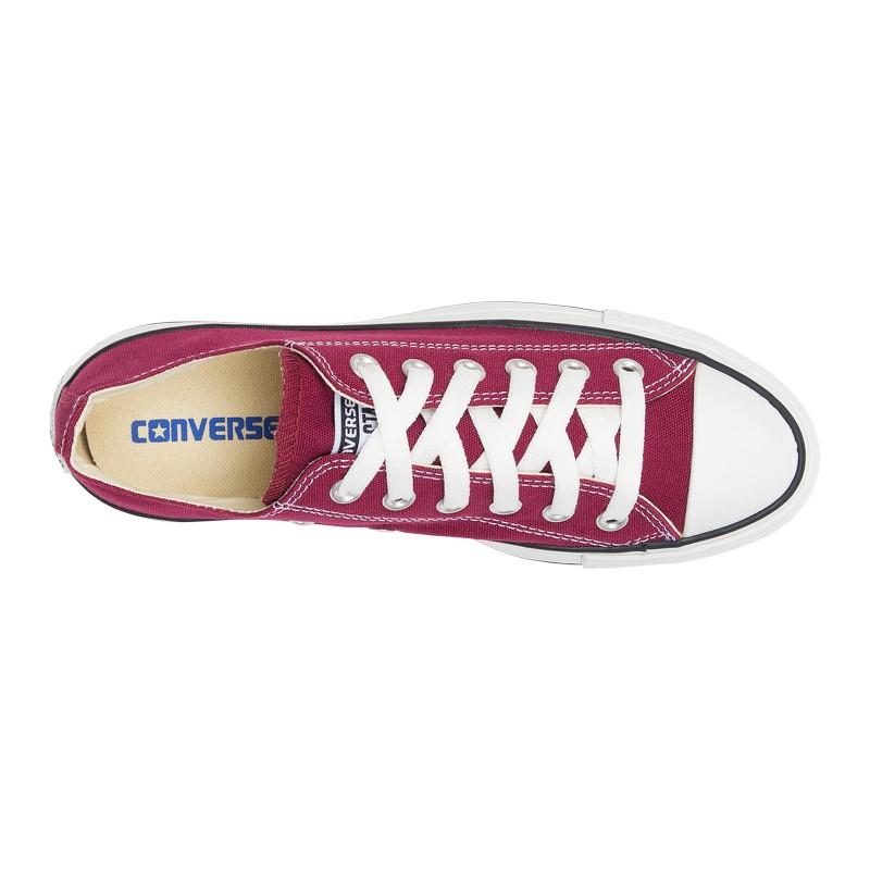 Кеды Converse Chuck Taylor All Star M9691 Maroon арт con-n-34