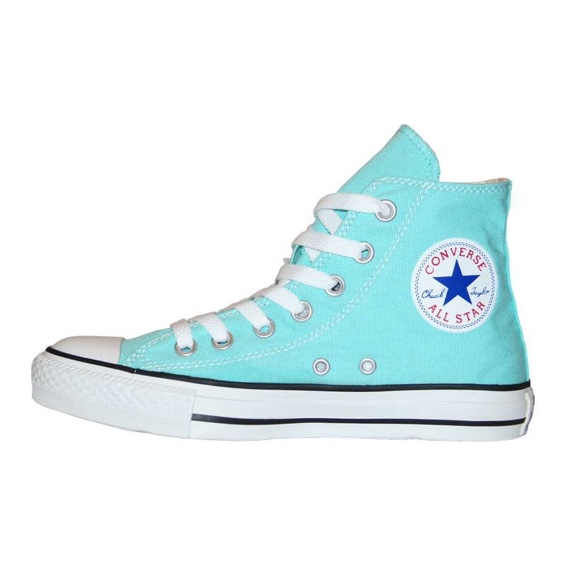 Кеды Converse Chuck Taylor All Star Hi Light Green арт con-v-11