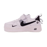Кроссовки детcкие Nike Air Force 1 White арт d666-1