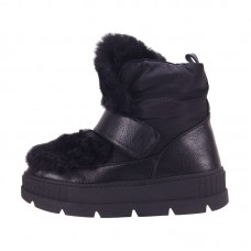 Ботинки женские Anfiya Wang Black арт m044-1q