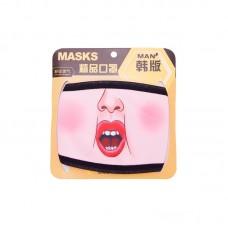 Маска защитная арт (компл. 5 шт) mask-6