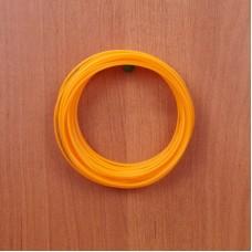 PLA-пластик для 3D ручки оранжевый арт. plast-9
