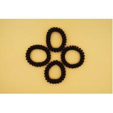 Резинка для волос (набор 4 шт) d 6 см арт rezin-5